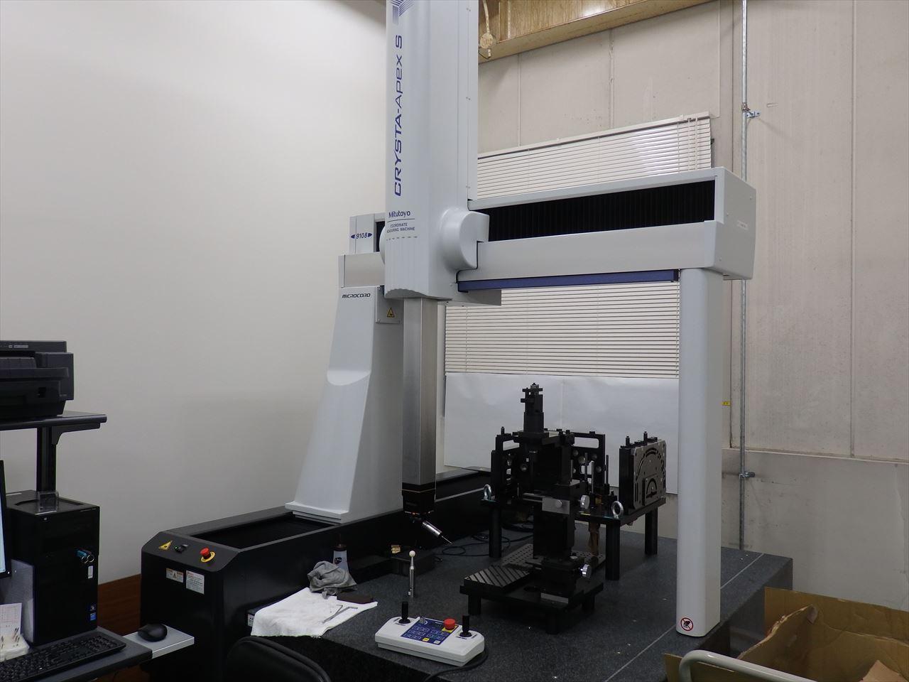 3次元測定器の写真