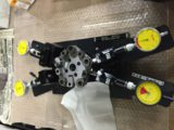 SS400ギア 外径振れ精度測定用ギアゲージ