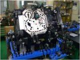 S45Cカバー 各孔位置度、面位置度測定用の総型ゲージ