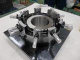 アルミカバー 穴位置・穴径測定用カバーゲージ