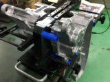 自動2輪用アルミクランクケース面粗度ゲージ