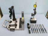 シリンダーヘッド 穴位置度測定ゲージ