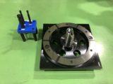 オイルポンプの穴位置度測定ゲージ